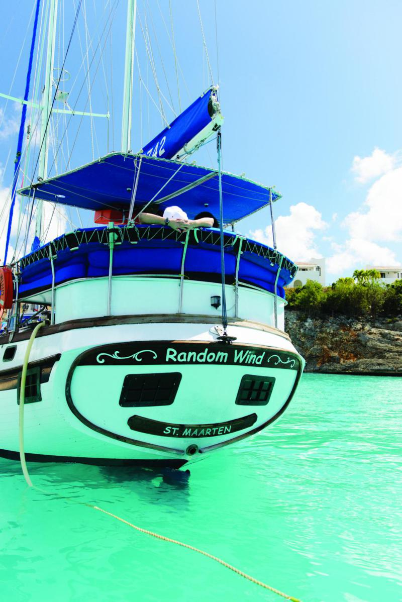 Yacht-centric St. Martin has numerous options for day cruising.