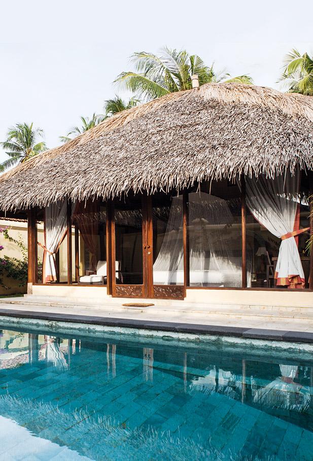 Kura Kura is the only luxury accommodations in Karimunjawa.