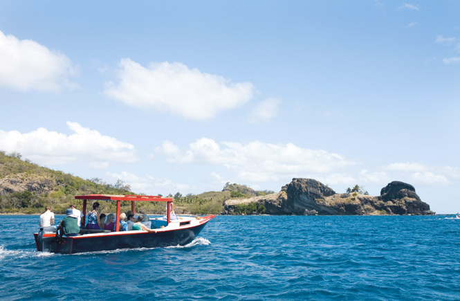 Getting to Vorovoro involves a short boat transfer from Labasa on the nearby island of Vanua Levu, itself a short plane ride from Viti Levu's international airport.