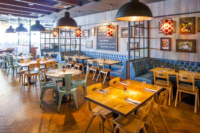 Jamie Oliver opens his first Southeast Asia eatery in Singapore