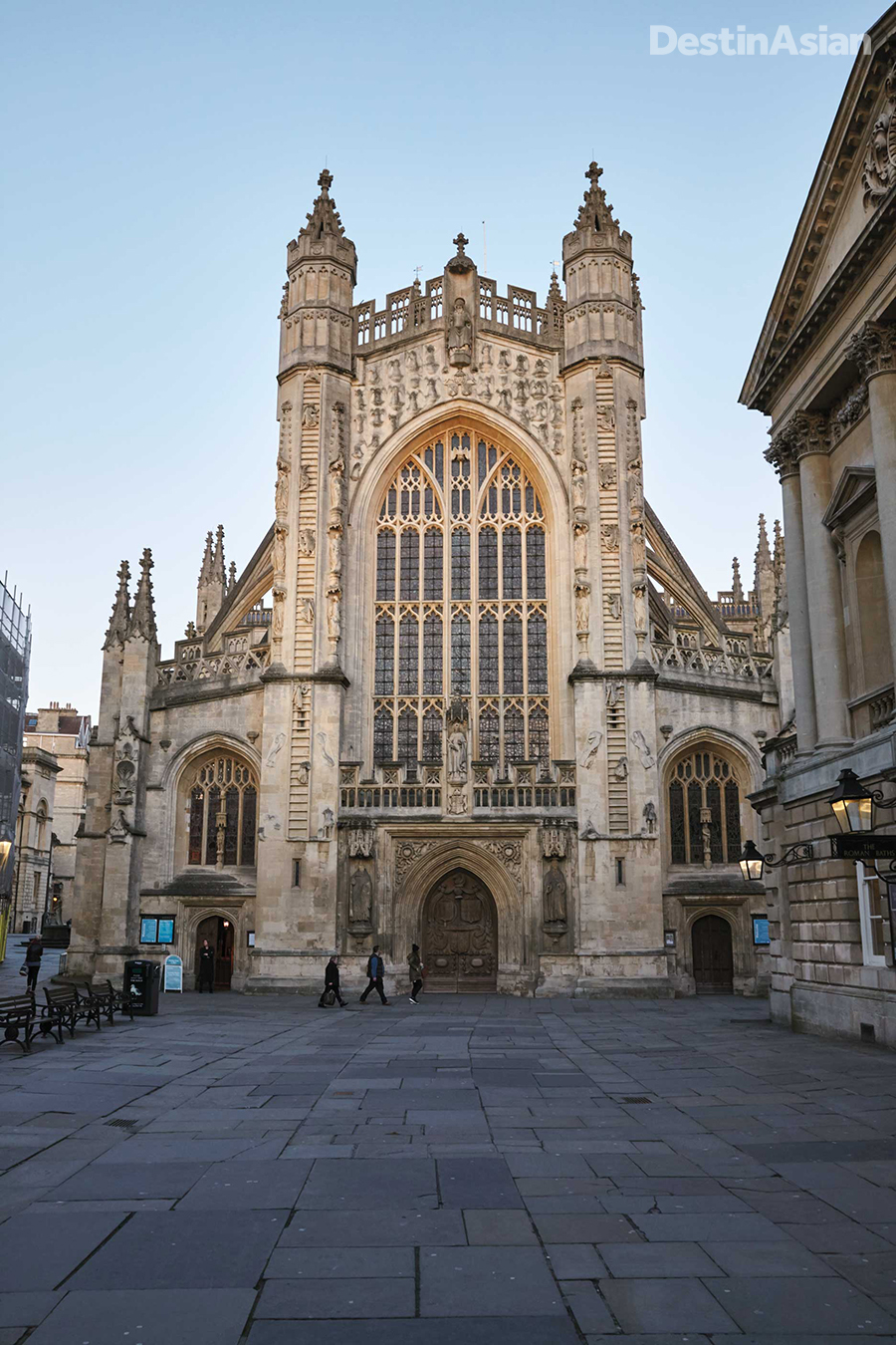 Bath Abbey.