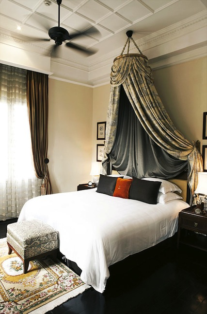 Classic French style pervades the Sofitel, which was originally opened in 1901.