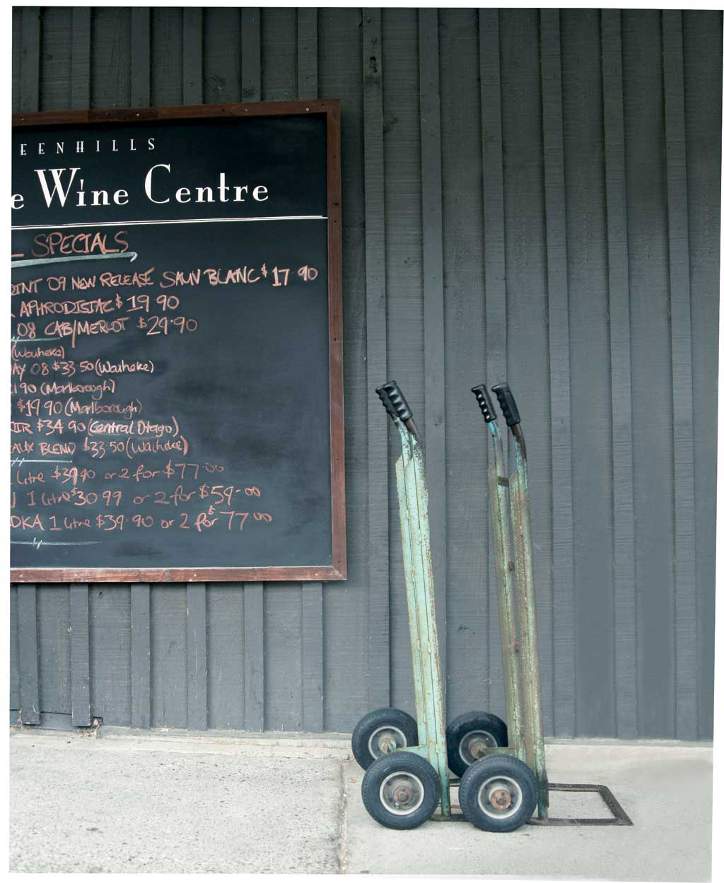 Oneroa's Waiheke Wine Centre stocks the island's best labels.
