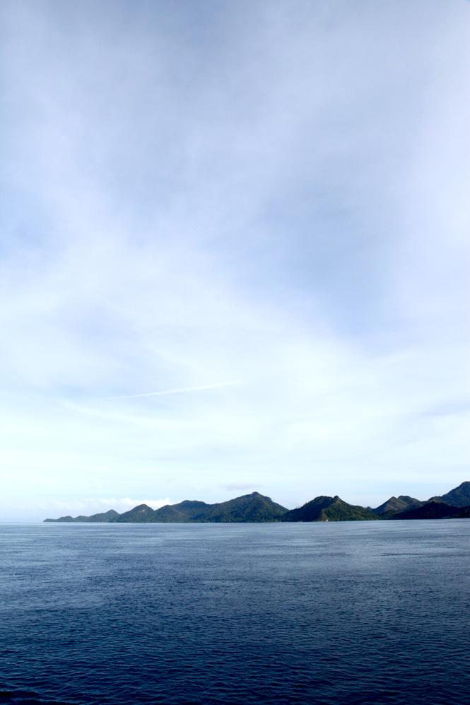 An island in the Anambas archipelago.