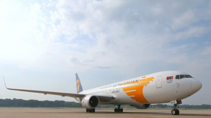 MIAT's Boeing 737-800