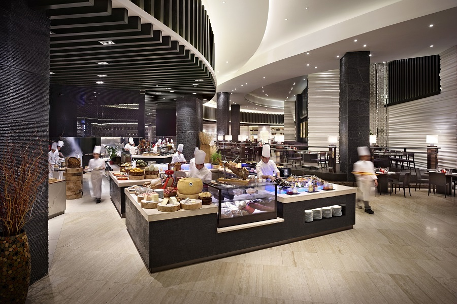 Chefs from Hyatt Regency Chongqing in China will be present during the two-week Szechuan Fair event.