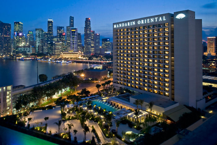 The Mandarin Oriental is offering an extravagant deal for racing fans.