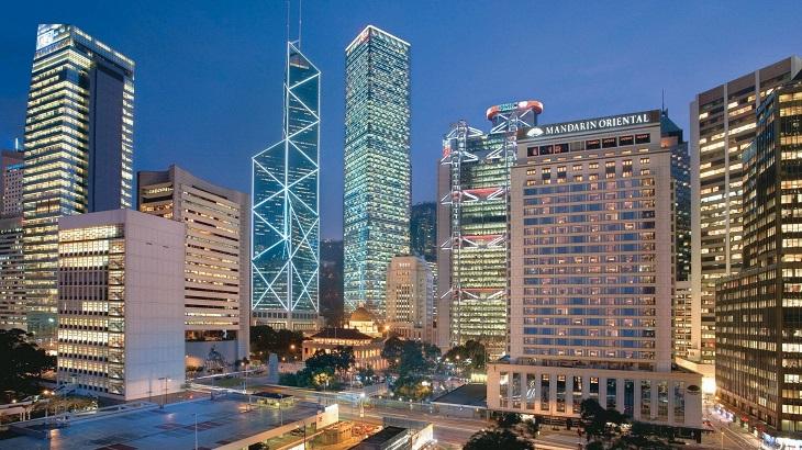 Mandarin Oriental, Hong Kong to Debut New Club Lounge