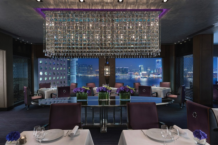 Chef Pierre Gagnaire will celebrate his second Michelin star win with a special menu this month.