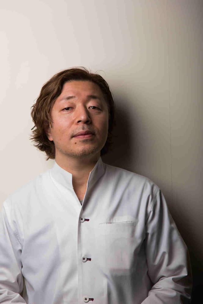 Japanese restaurant founder Masayasu Yonemura.