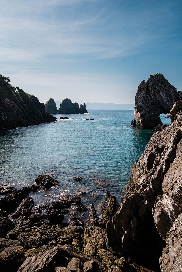 Many of the Mergui islands' craggy coastlines remained uncharted until recently.
