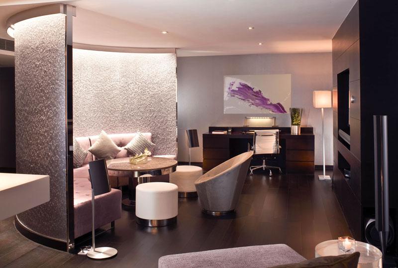 The Platinum Suite