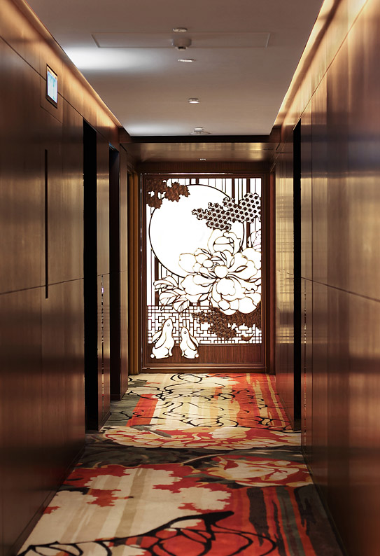 The Mira Moon Hotel's look was designed by Marcel Wanders.