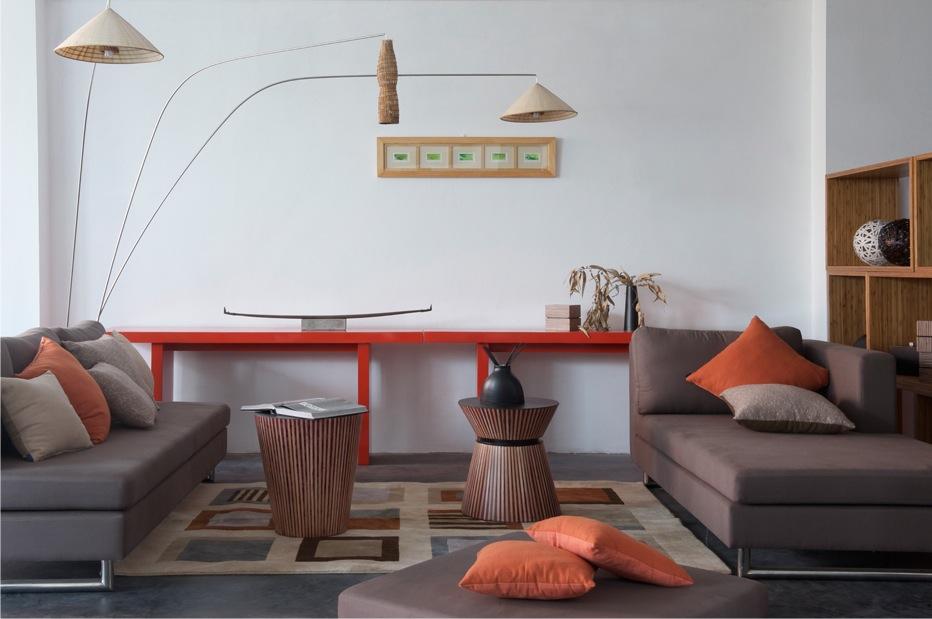 Module 7's minimalist home decor.