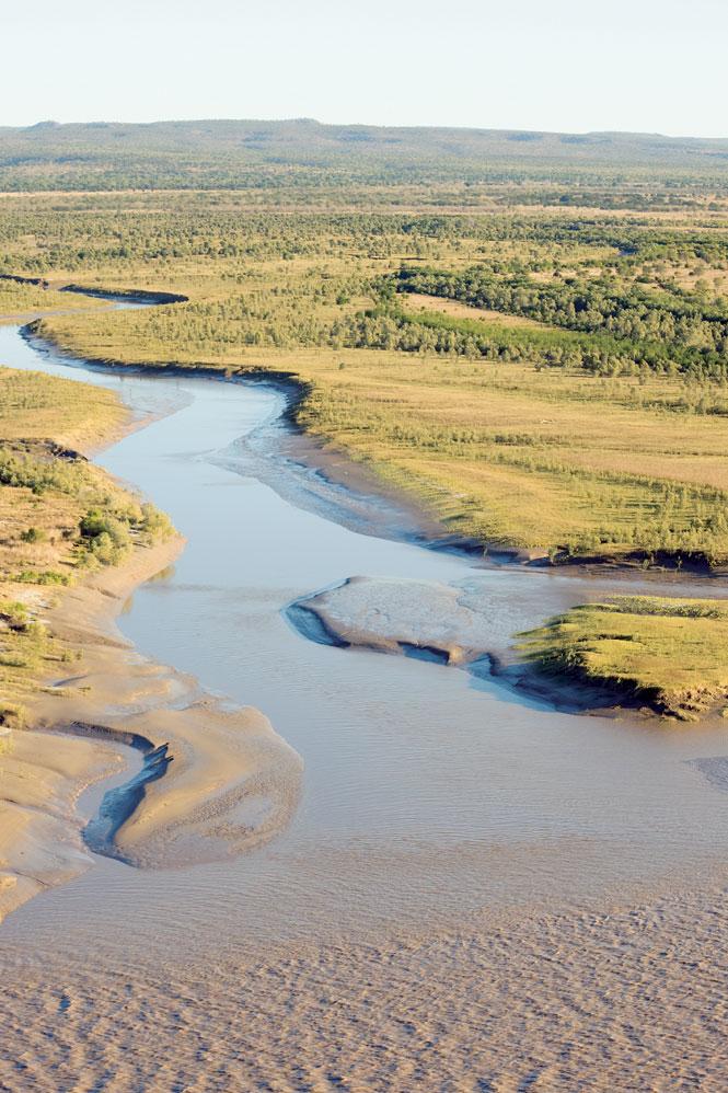 Bullo River.