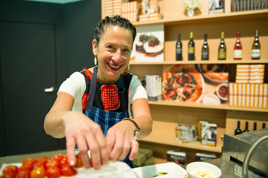 Nancy Silverton, regarded as one of America's top bakers and a founder of the Mozza group of restaurants, will be one of the celebrity chefs attending the Market this year.