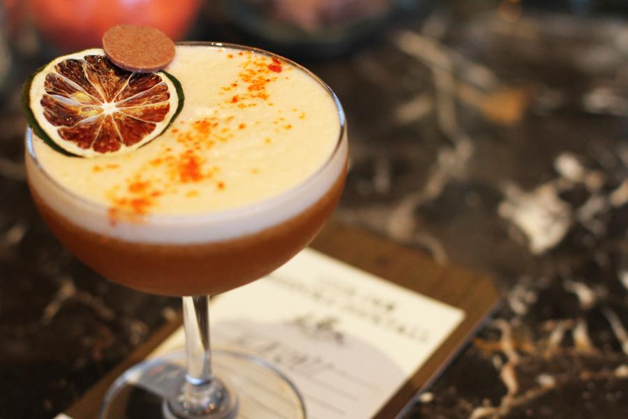 The Kawaii cocktail.