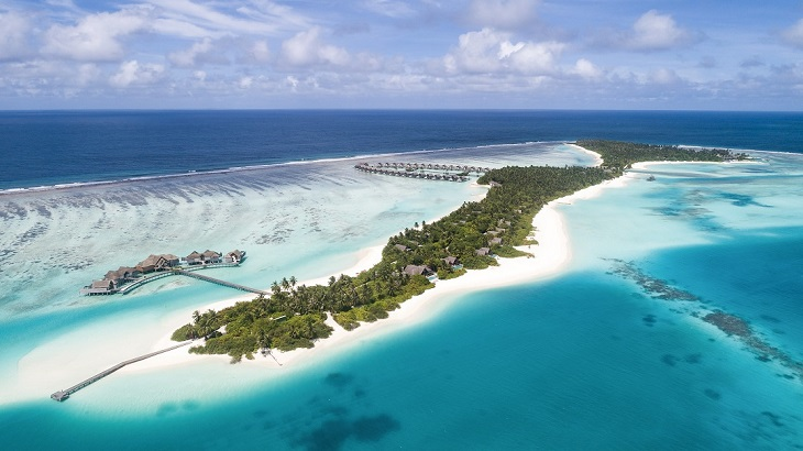 Niyama Private Islands Launches Skydiving Experience