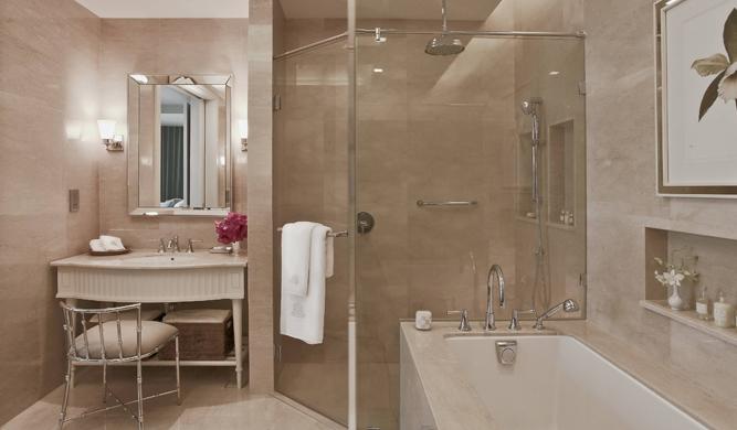 One Bedroom Suite - bathroom.