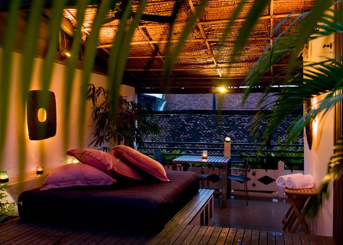 The One Hotel Angkor is located in the lively Old Market area of Siem Reap.