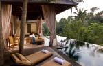 One of the Komaneka's one bedroom pool villas.