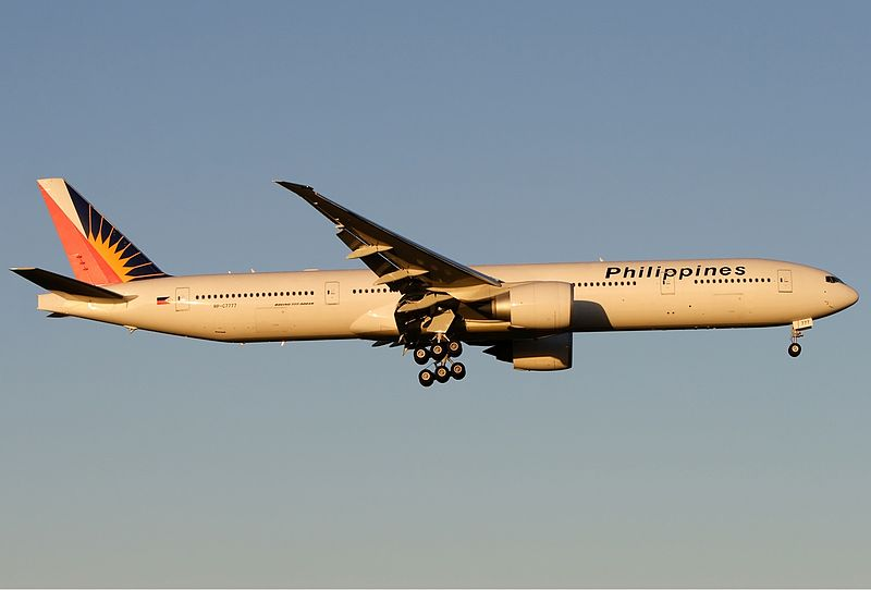 PAL last flew to Europe in 1998.