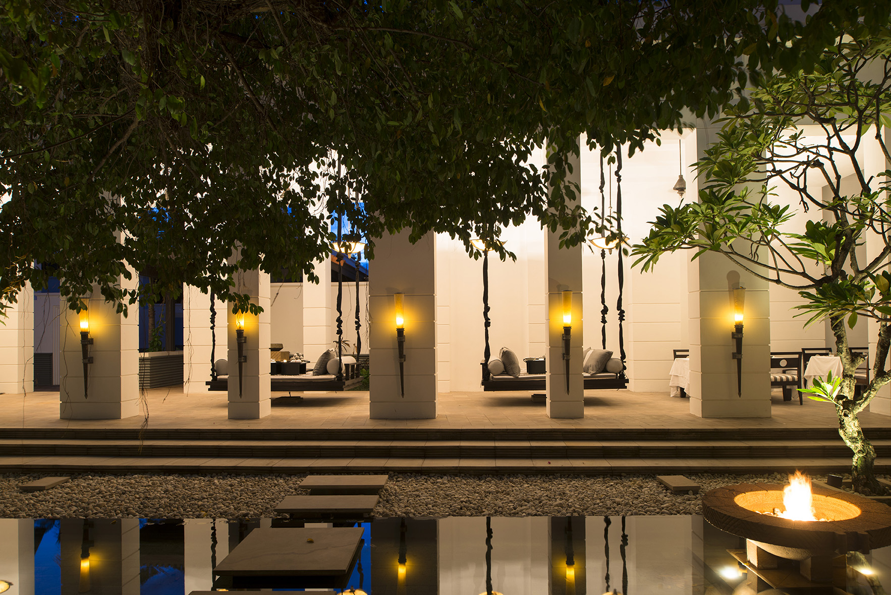 The Park Hyatt Siem Reap is the first Hyatt in Cambodia.