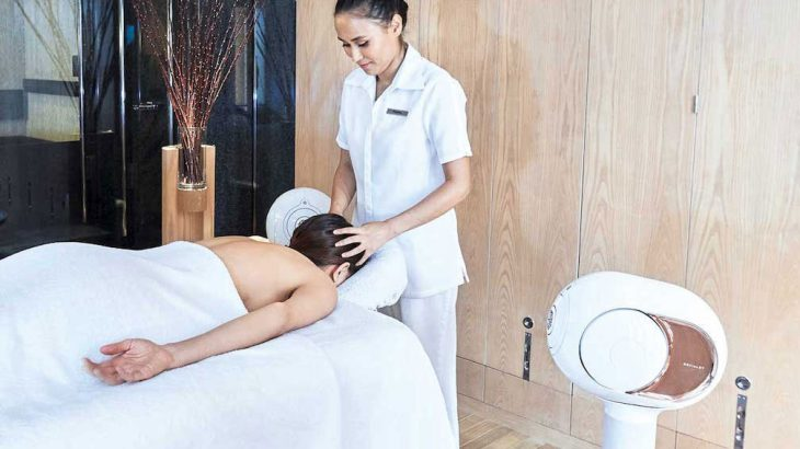 How a Spa Treatment Uses the Sounds of Hong Kong