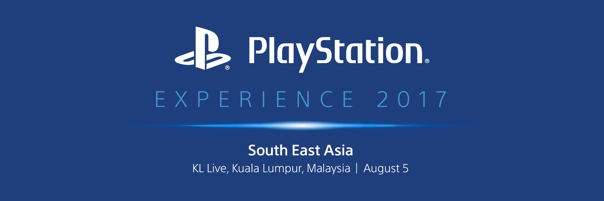 PlayStation Experience SEA 2017