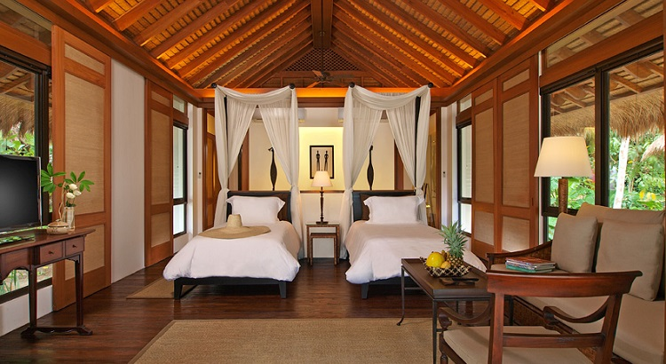 Each room is designed with a contemporary Filipino style.