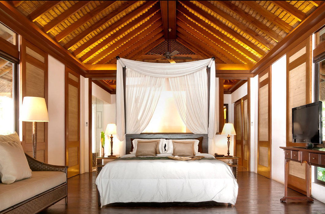 The Pangulasian Bedroom At El Nidos Newest And Sexist Bacuit Bay Property