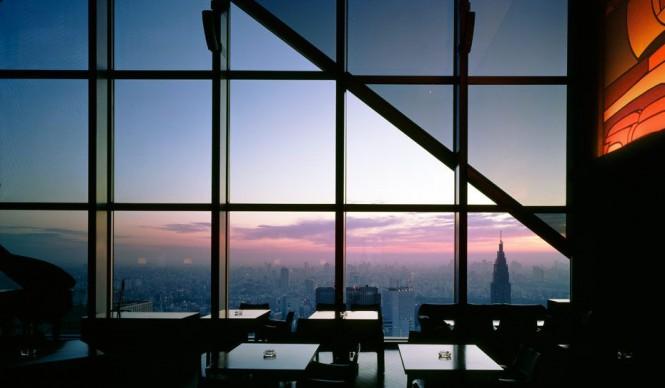 The New York Bar - Park Hyatt Tokyo