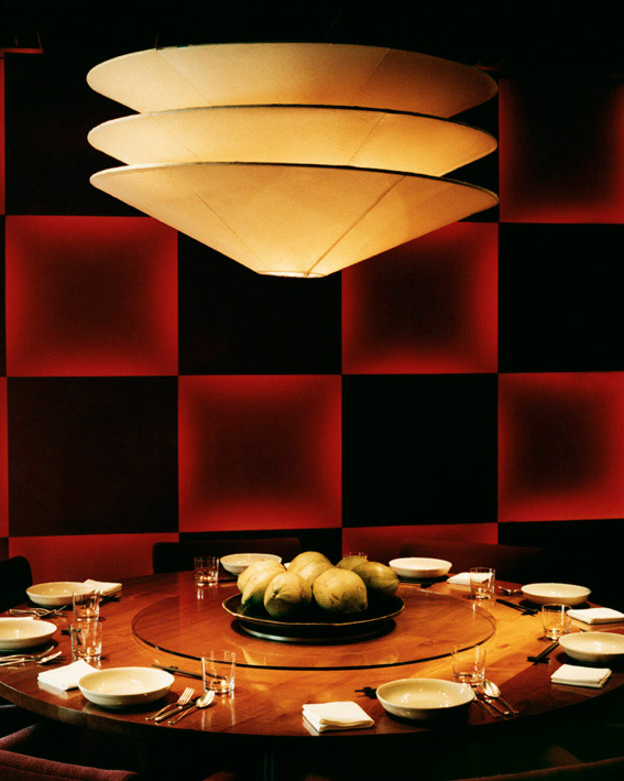 A private dining room at the Park Hyatt Saigon, readers' favorite hotel in Ho Chi Minh City for the fourth year running.