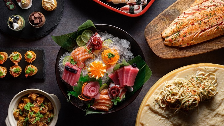 Pan Pacific is Giving Away Dining Credits in Singapore