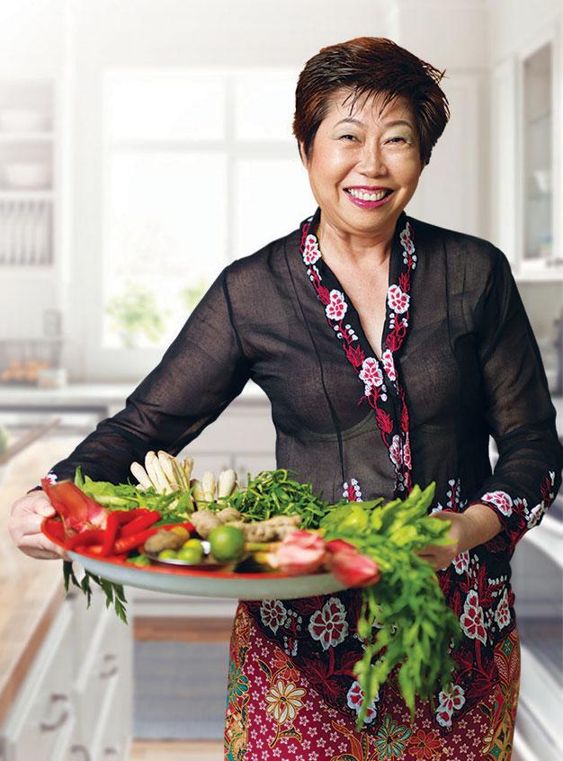 Nyonya chef Pearly Kee