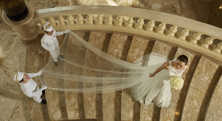 Having an earned an enviable reputation in the wedding industry, the hotel will hold a wedding fair entitled
