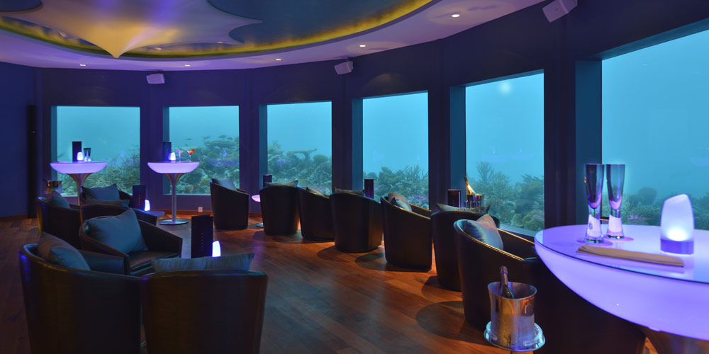 Niyama's Subsix is one of the underwater locations where you can see Phantasy Fairytale.