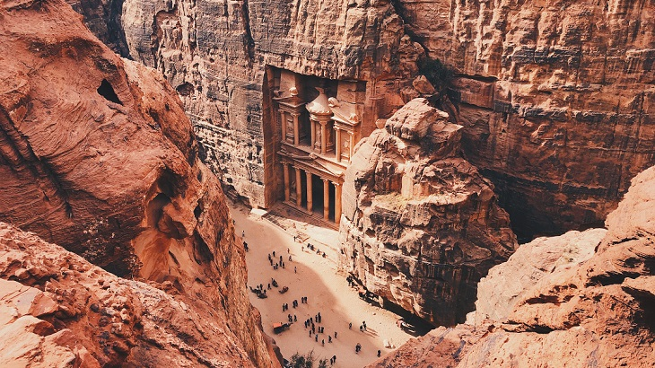 Jordan to Reopen for Tourism on August 5