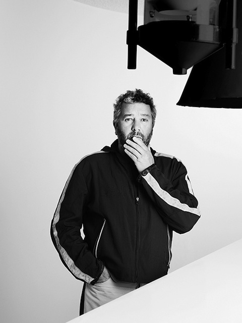 Philippe Starck's prolific career spans more than 35 years.