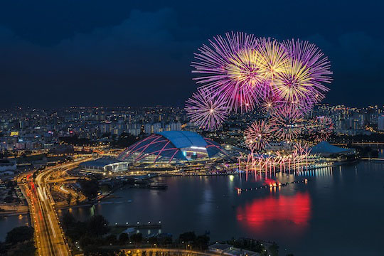 The Singapore Sports Hub will be the main venue for the Games.