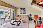 Phuket resorts: Angsana's two bedroom loft living room