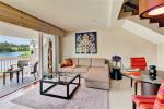 Phuket resorts: Angsana's two bedroom loft living room