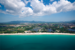 Phuket resorts: An aerial view of the new Angsana.