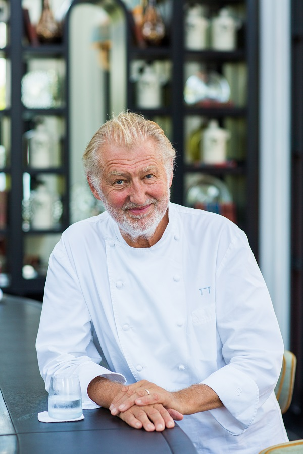 Pierre Gagnaire's appointment makes La Maison 1888 the first restaurant in Vietnam to be led by a Michelin-starred chef.