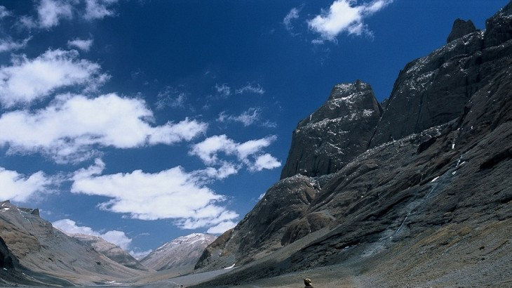 In northwest Tibet, pilgrims annually travel through vast, stunning valleys to the holy mountain.