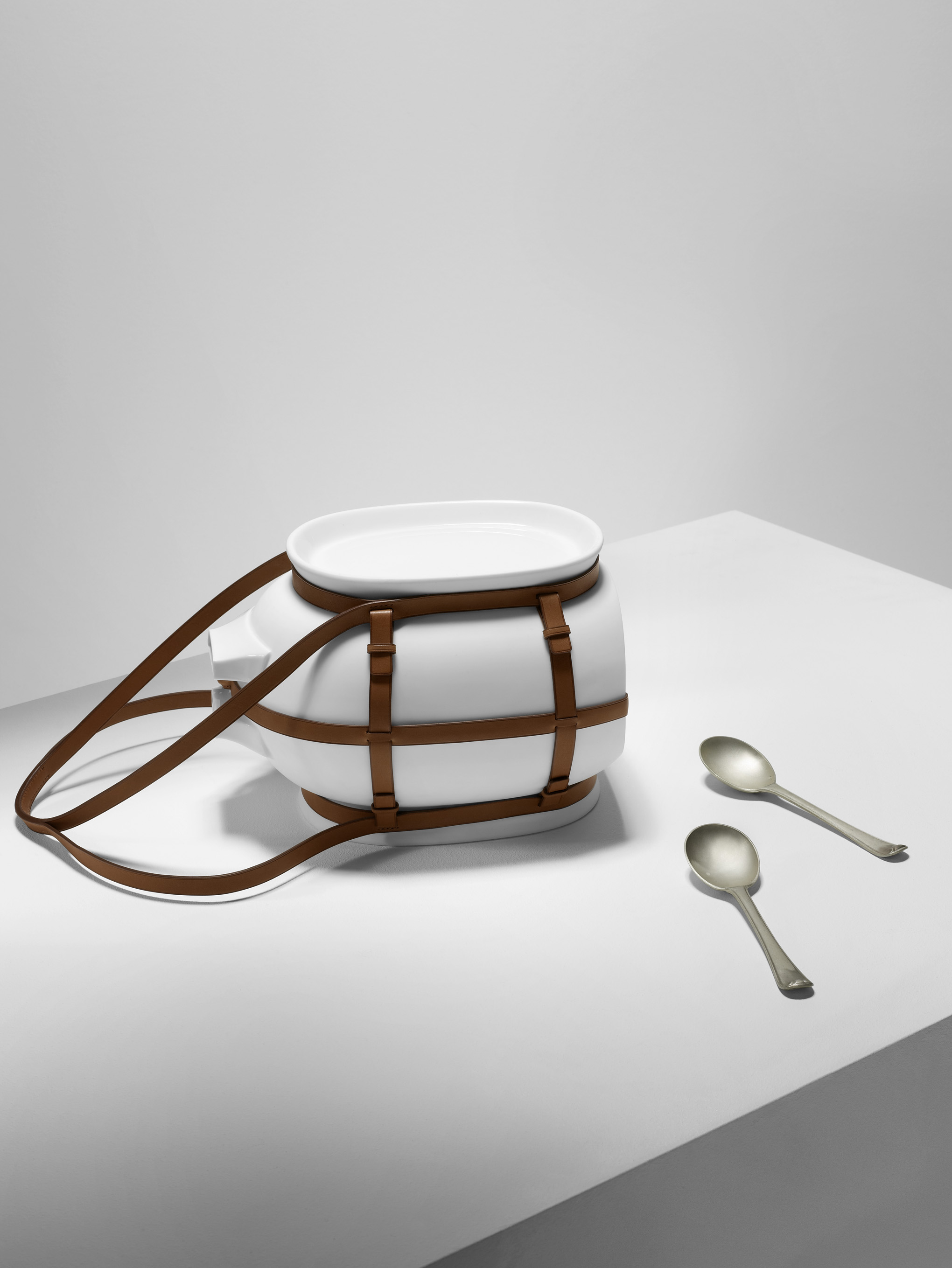 A Petit h project dreamed up by an Hermès craftsman.