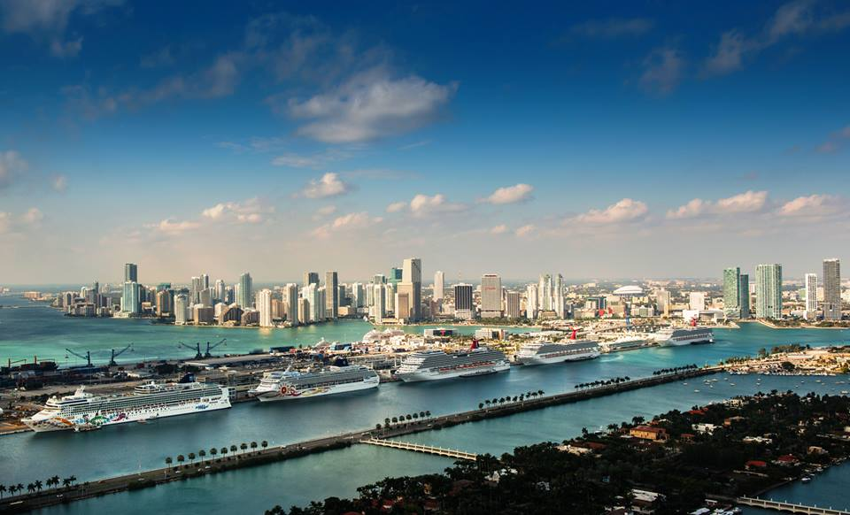 PortMiami hosted more than four million passenger last year.