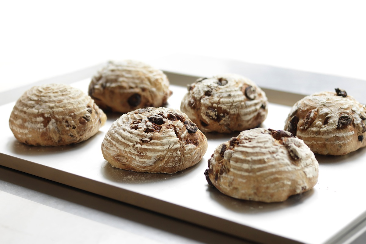 Chocolate chip cookies done in Po's Atelier's style.
