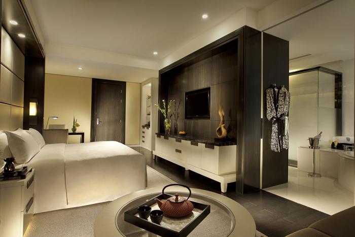 Premier Riverside Retreat room.