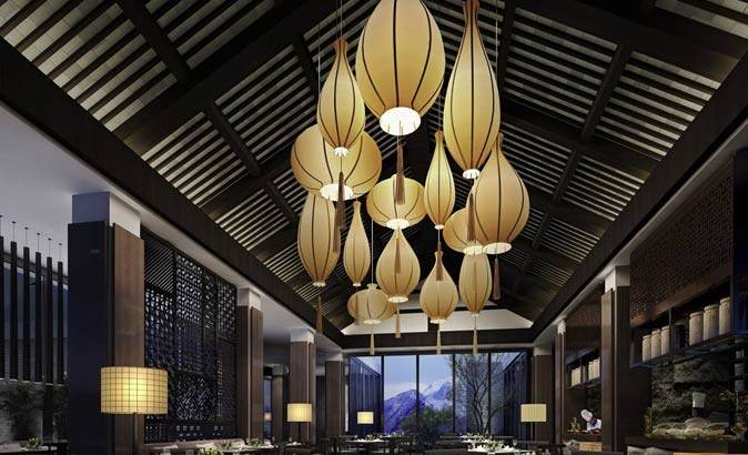 Pullman resort in Lijiang